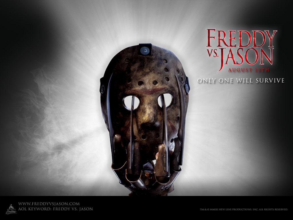 Wallpaper Freddy Vs Jason Movies