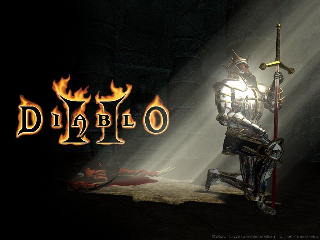 Wallpaper Diablo Diablo 2 Games Diablo II