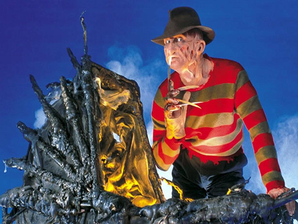 Desktop Wallpapers A Nightmare On Elm Street Film