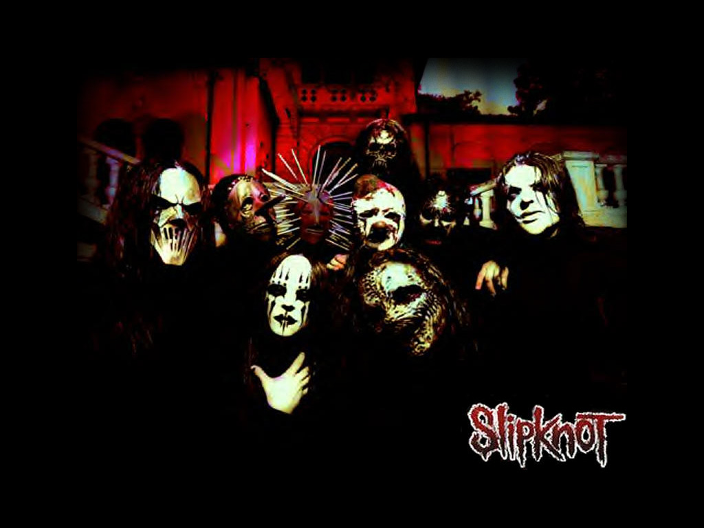 Wallpapers Slipknot Music