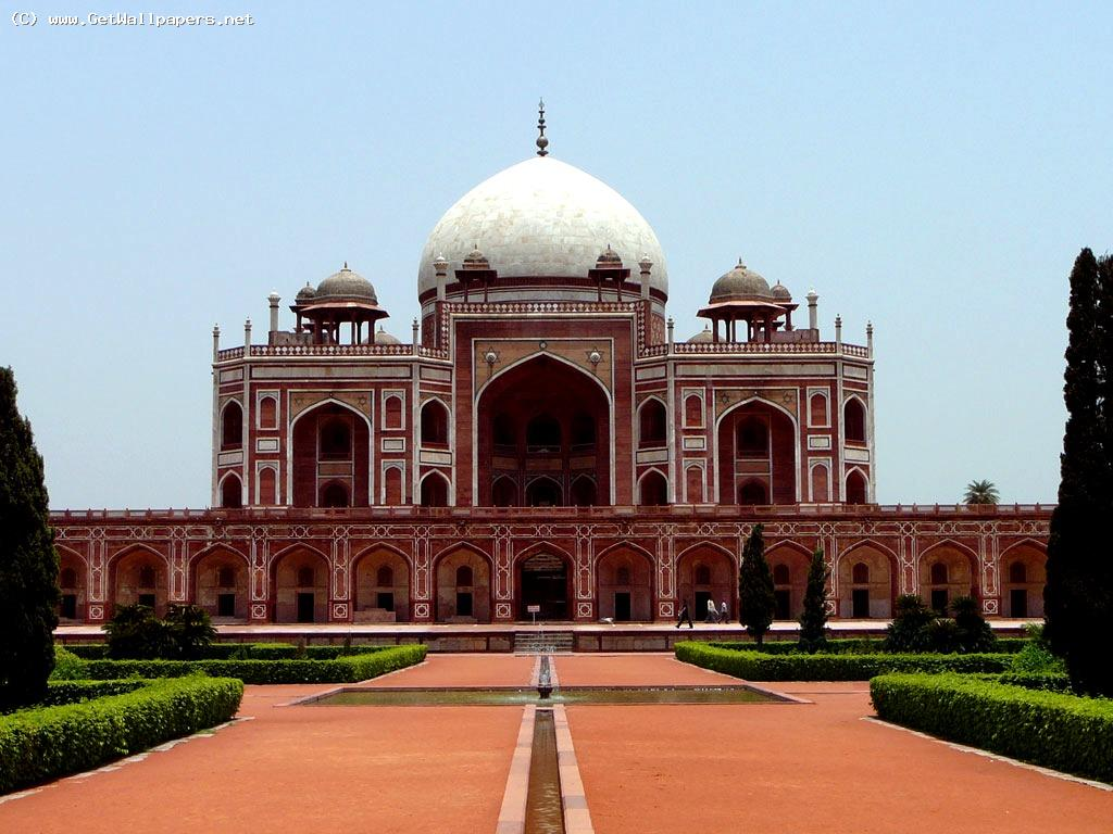 Famous Architecture Buildings In India