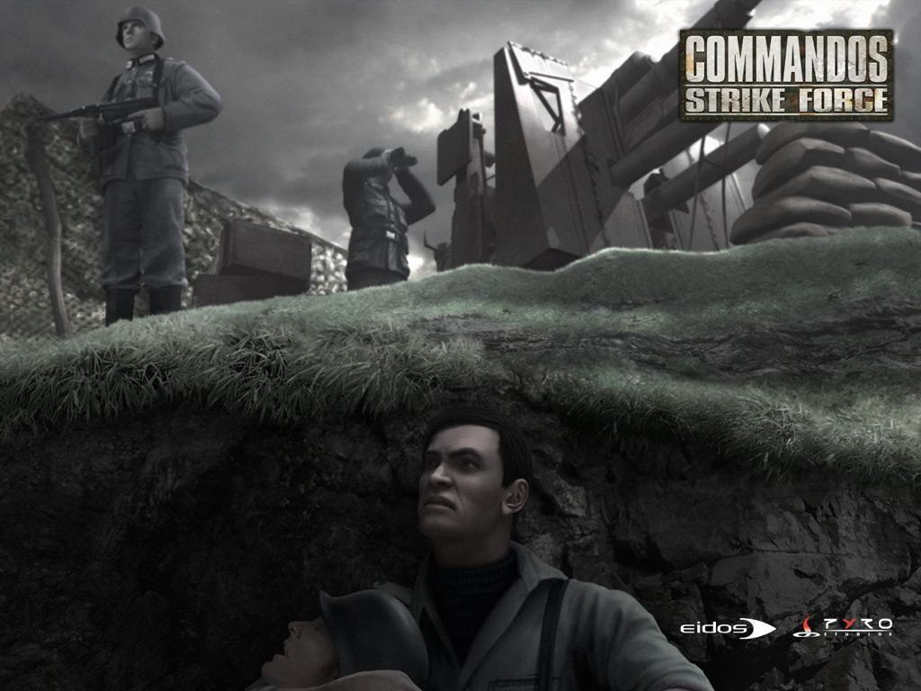 commandos strike force download
