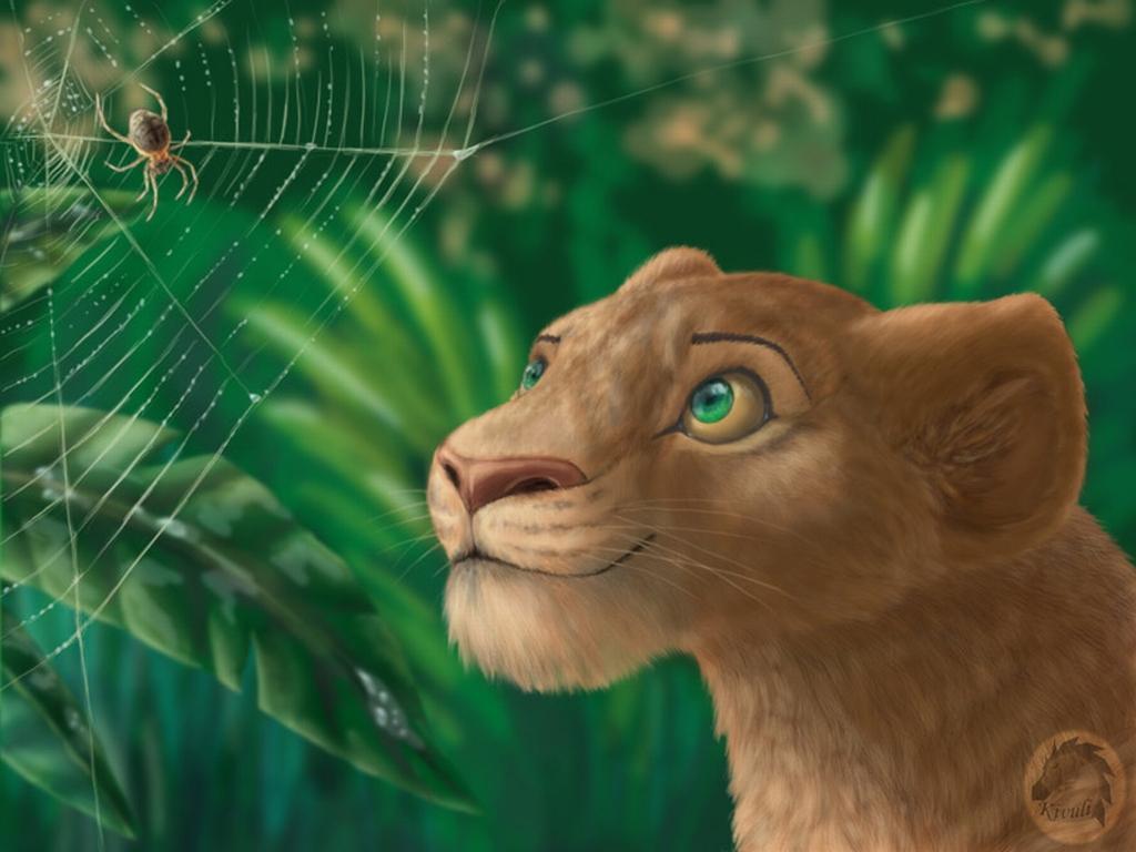 Fonds d'ecran Disney Le Roi lion Dessins animés télécharger photo