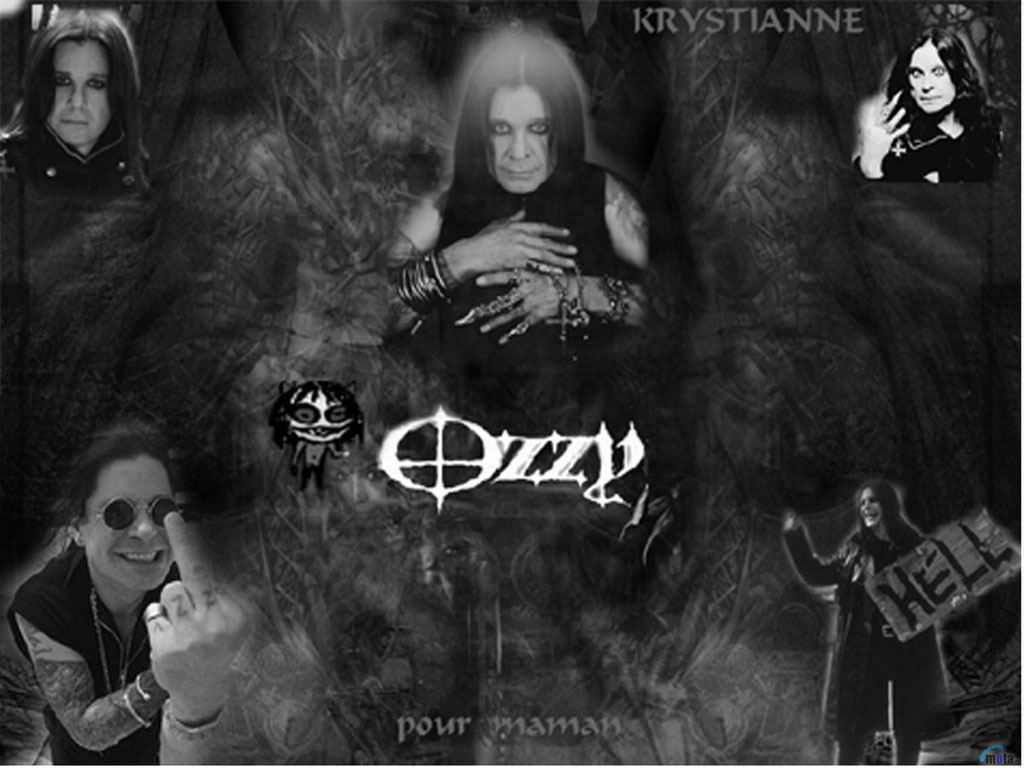 Fondos De Pantalla Ozzy Osbourne Música Descargar Imagenes