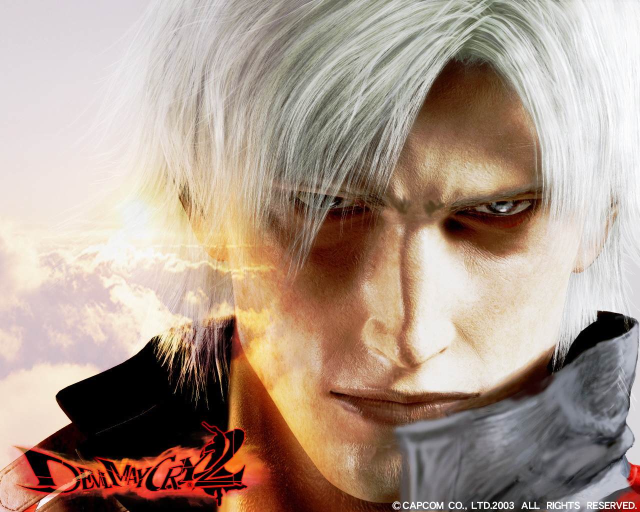 Image result for Dante Devil May Cry 2