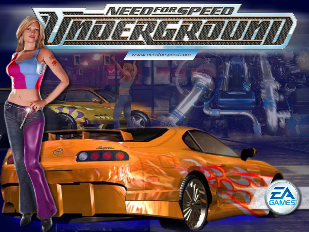 Photos Need For Speed Need For Speed Underground Games