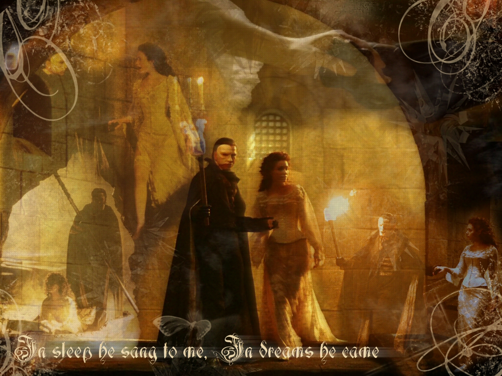 Desktop Wallpapers The Phantom Of The Opera Movies