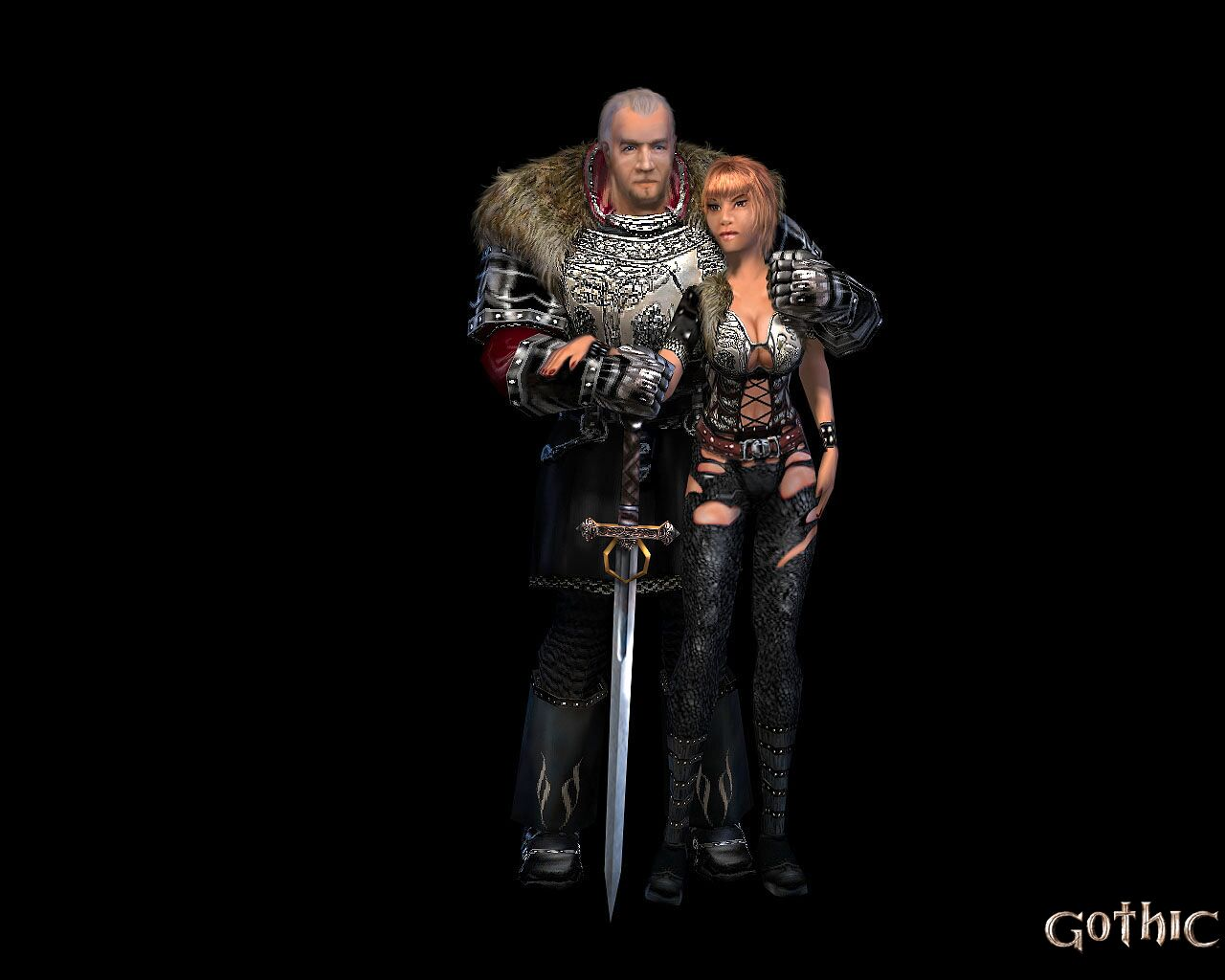 Wallpapers Gothic Games