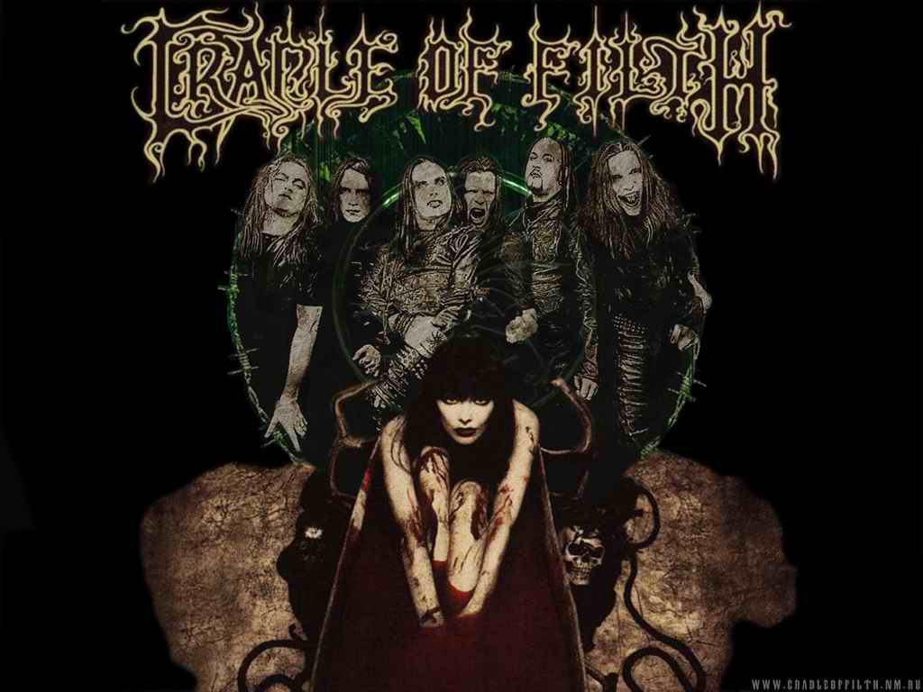 cradle of filth wallpaper  Picture Cradle Of Filth Music