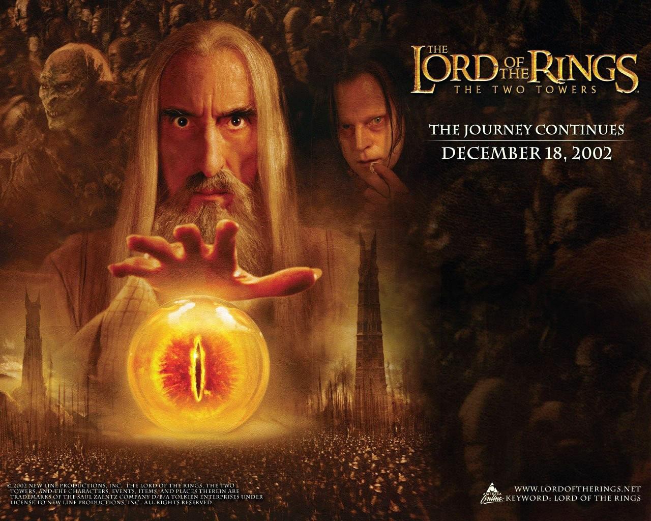 descargar el señor de los anillos las dos torres