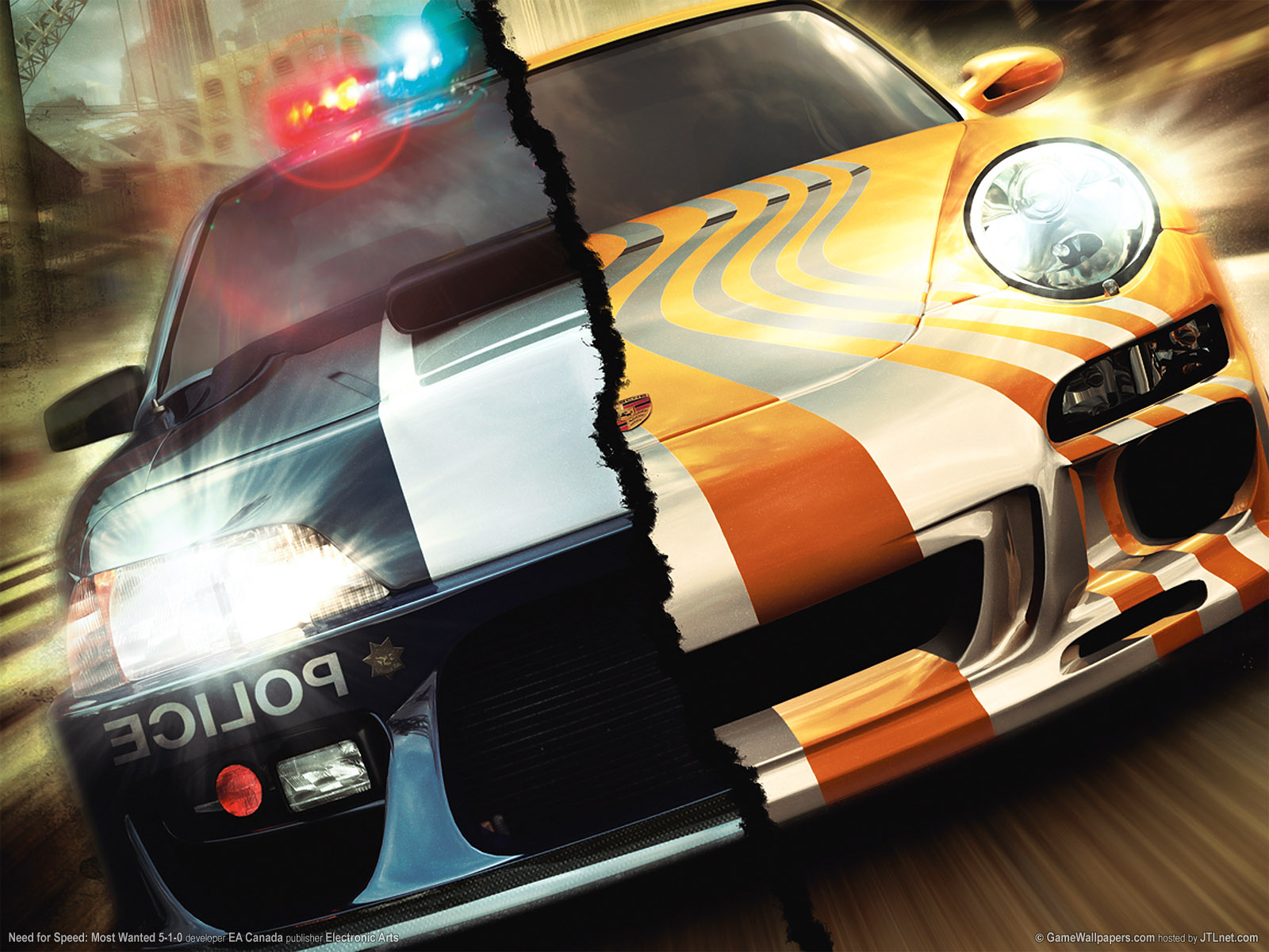 Photo Need For Speed Most Wanted Games