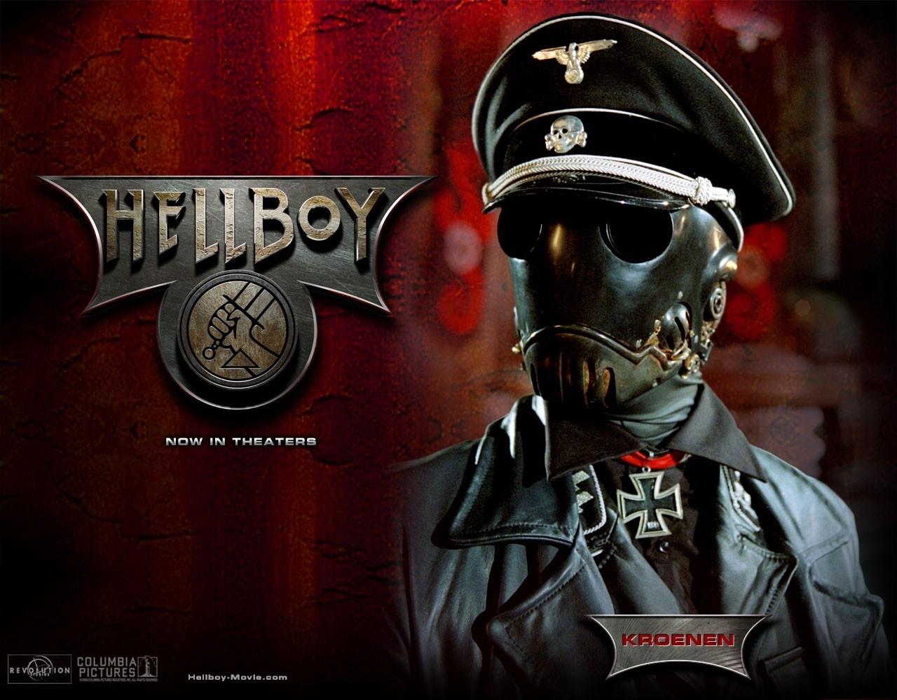 Desktop Wallpapers Hellboy Hellboy 1 Movies film