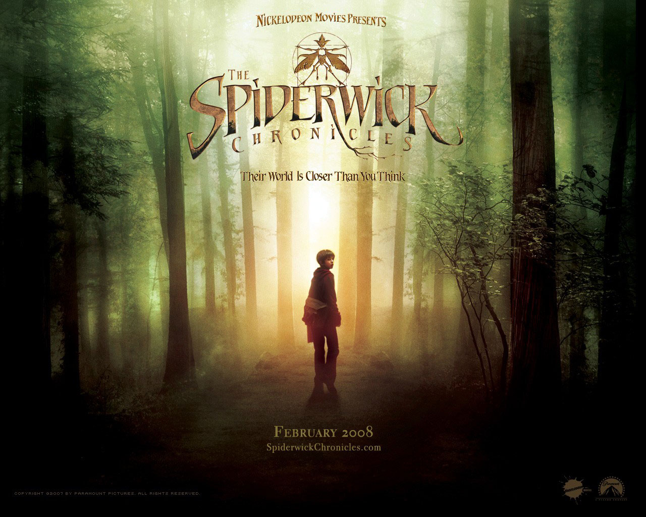 Die Geheimnisse Der Spiderwicks Trailer