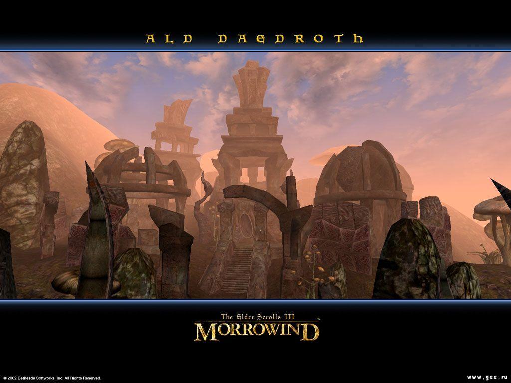 Image The Elder Scrolls The Elder Scrolls III: Morrowind