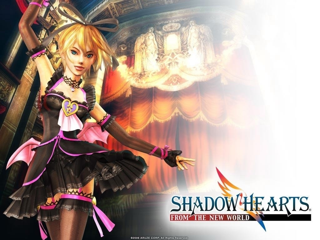 Images Shadow Hearts Shadow Hearts From The New World Games