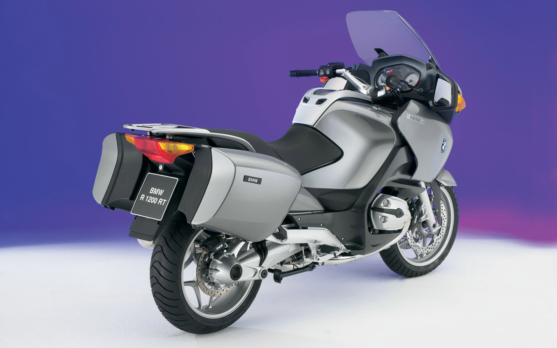 Picture Bmw Motorcycle Motorcycles