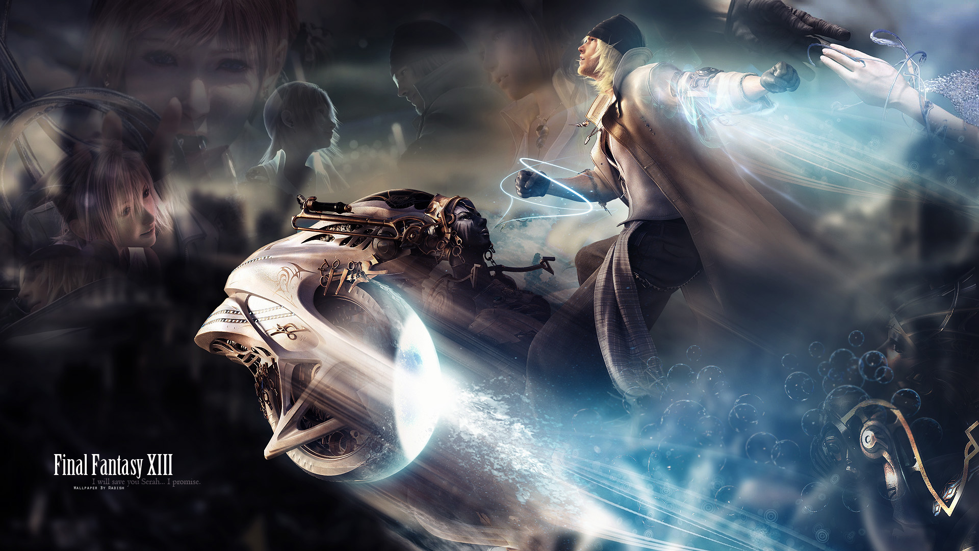 Pictures Final Fantasy XIII Games 1920x1080