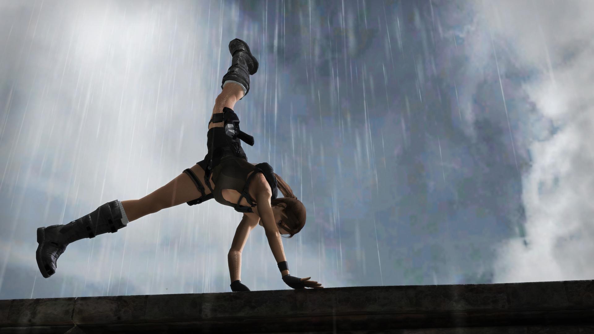 Lara croft underworld hentai pics
