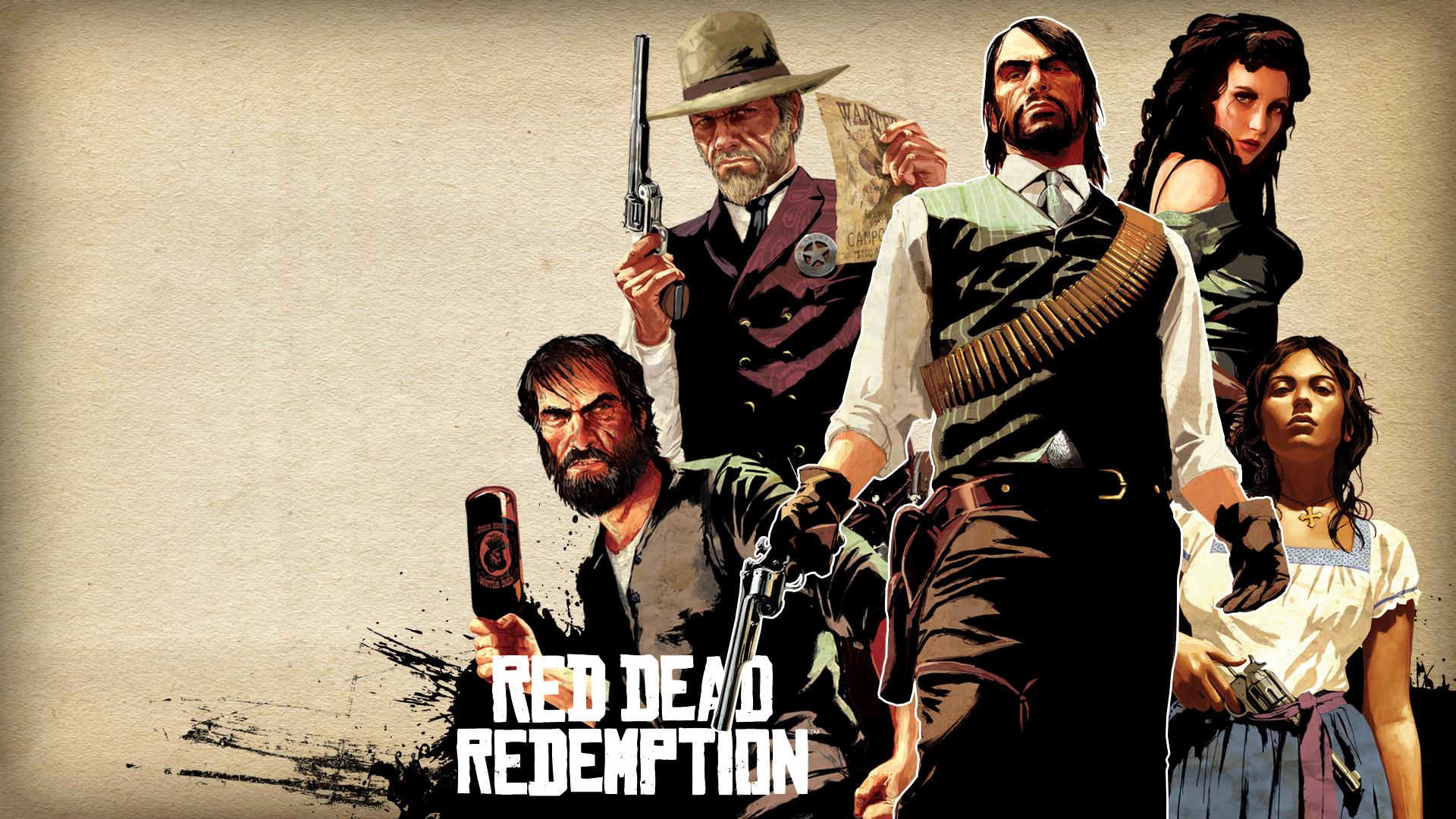Fondos De Pantalla 1920x1080 Red Dead Redemption Juegos