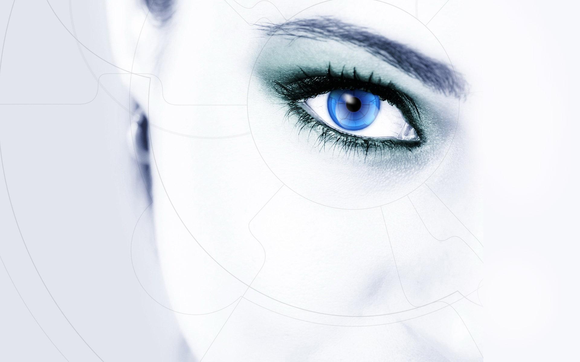 Как сделать чб фото с глазами