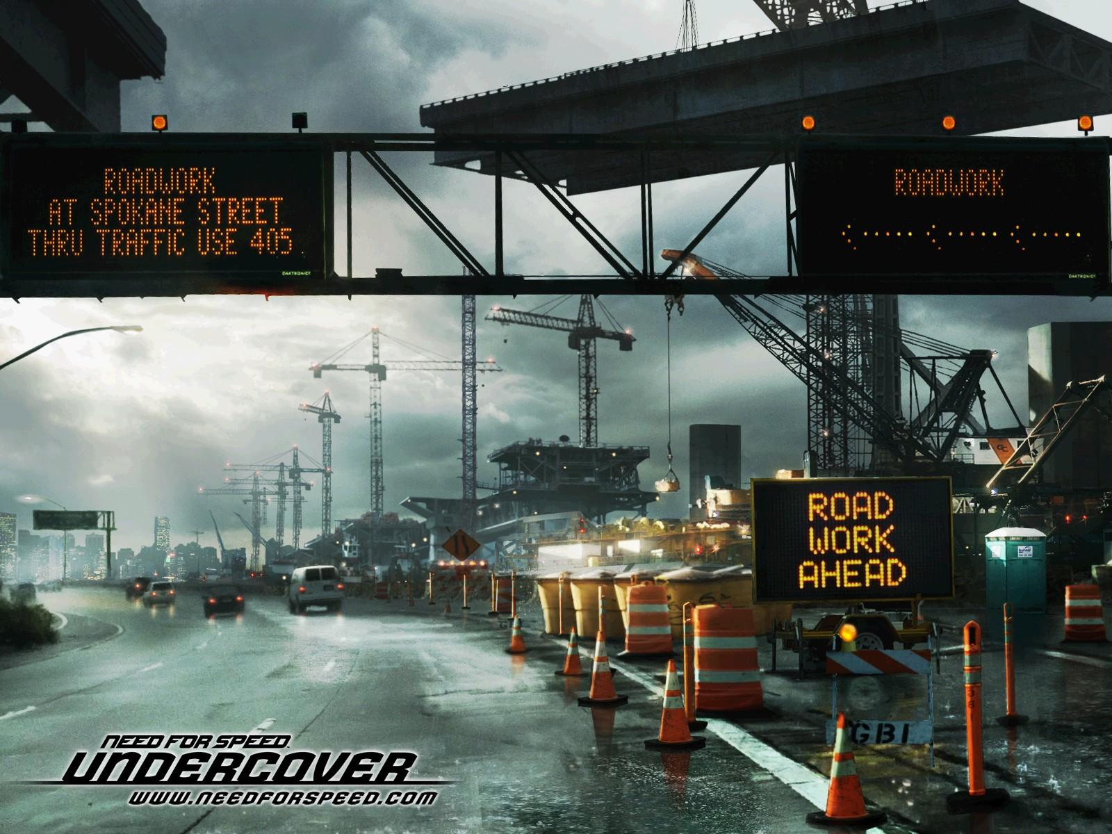 Wallpapers Need For Speed Need For Speed Undercover Games