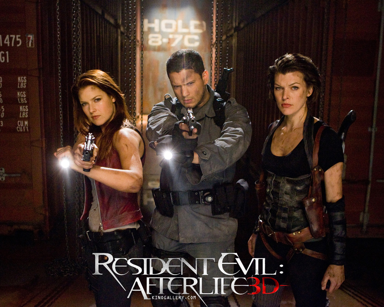 Pictures Resident Evil - Movies Resident Evil 4: Afterlife Milla Jovovich Movies film