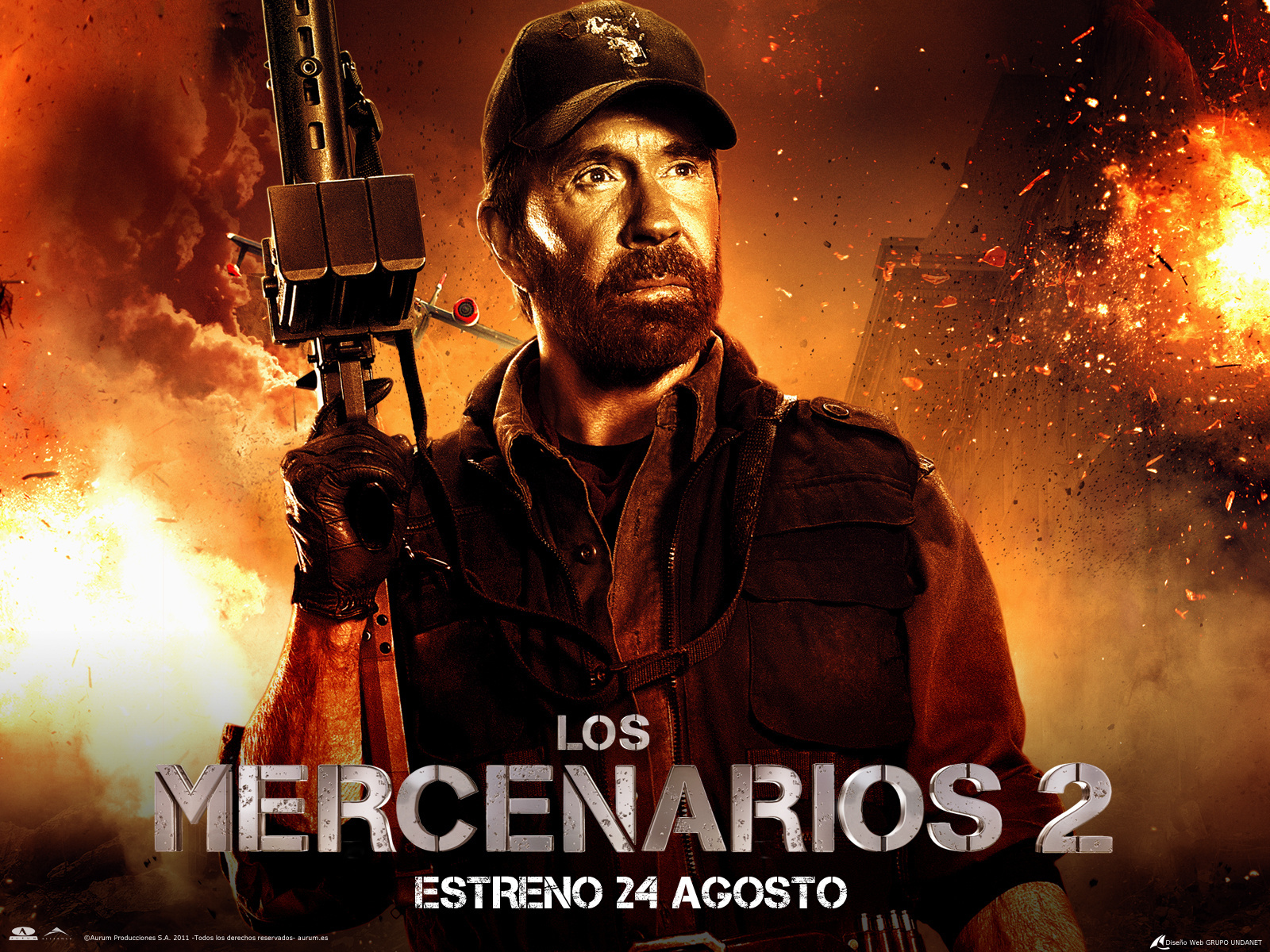 Images The Expendables 2010 Chuck Norris Movies film