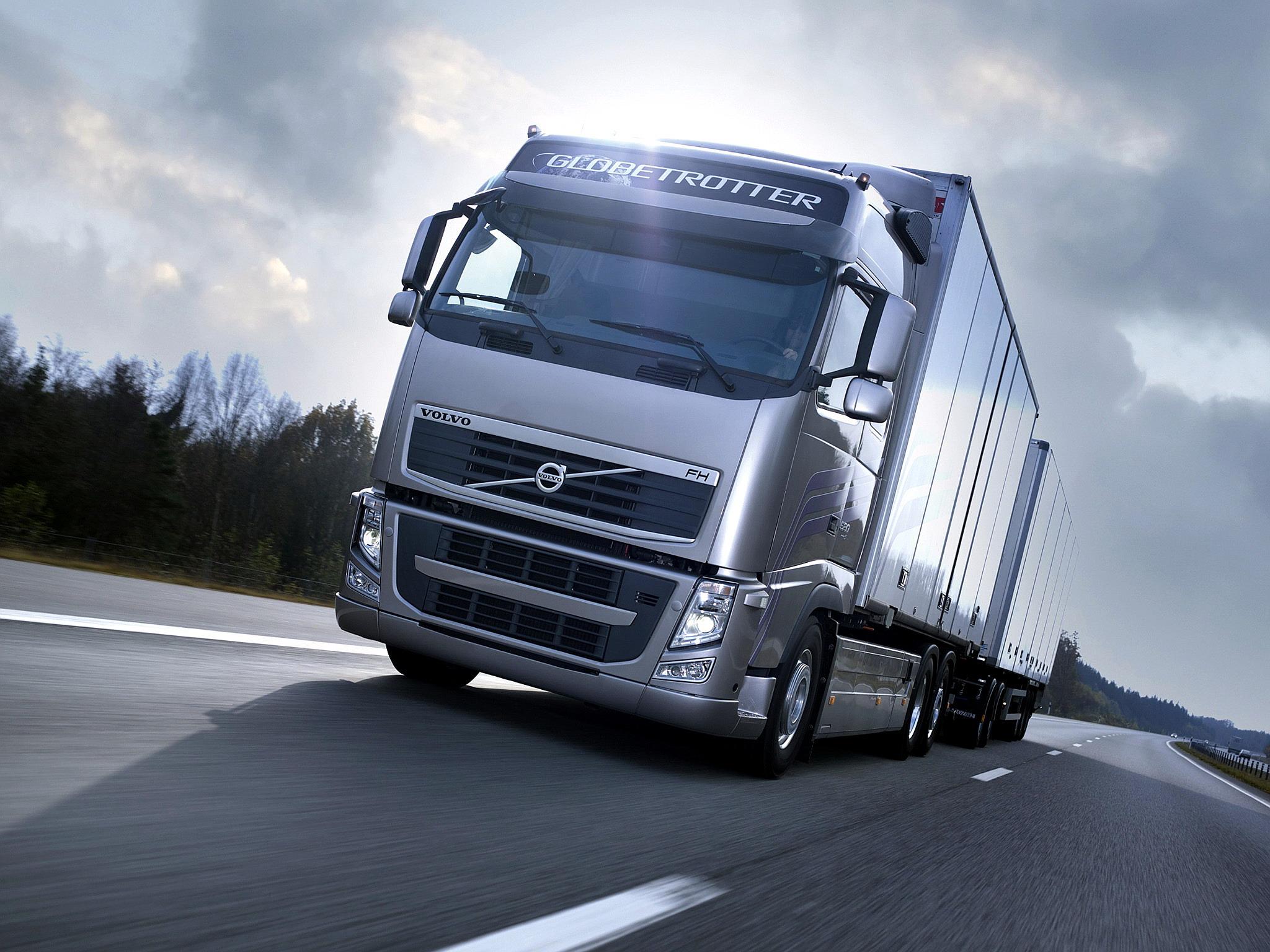 Photo Volvo Trucks Cars 2048x1536
