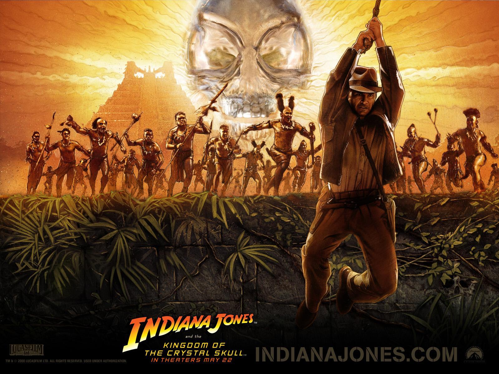 Photo Indiana Jones Indiana Jones and the Kingdom of the Crystal Skull film Movies