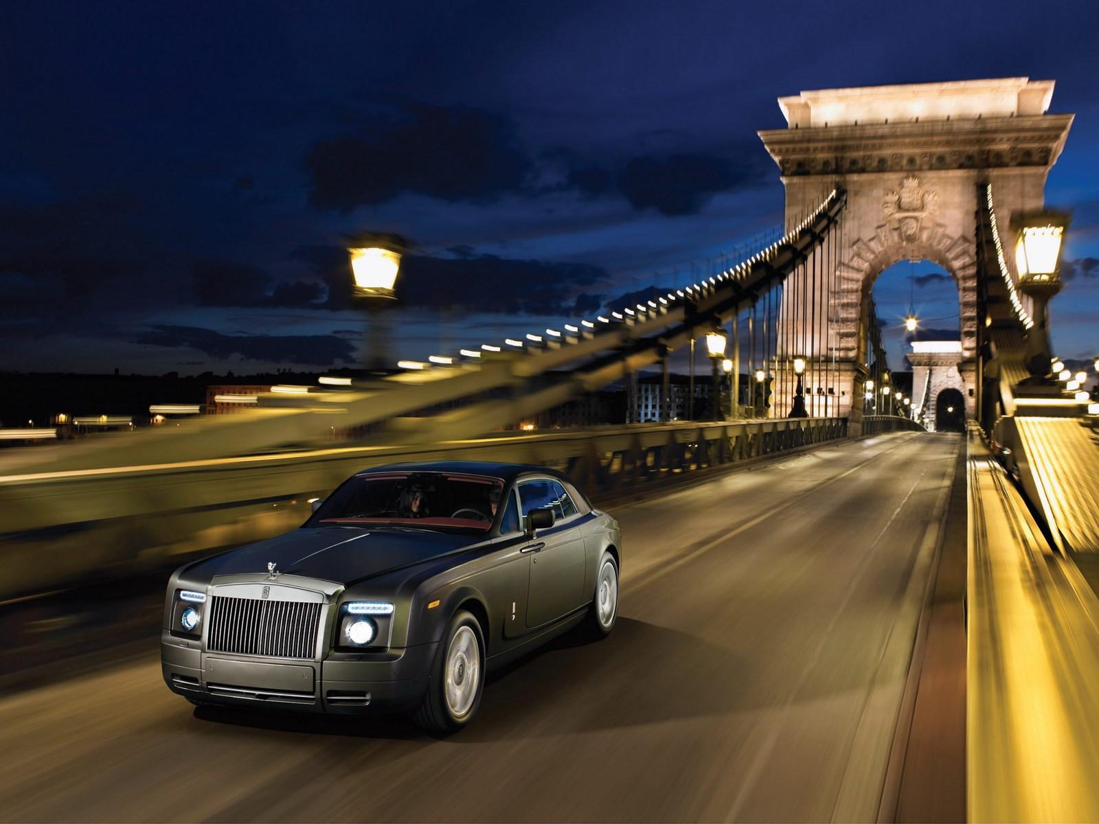 Wallpapers Rolls Royce Cars