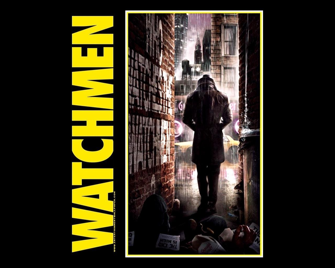 Wallpaper Watchmen film Movies