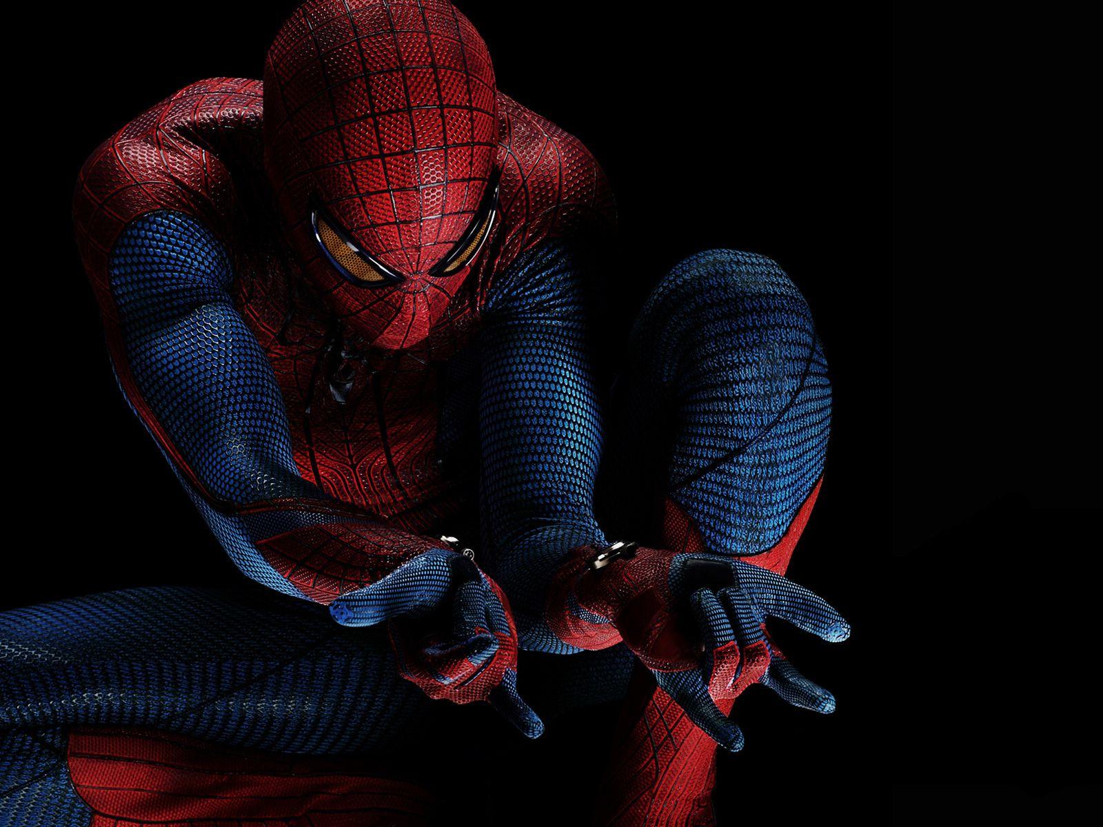 Fondos De Pantalla Hombre Araña Spiderman Héroe