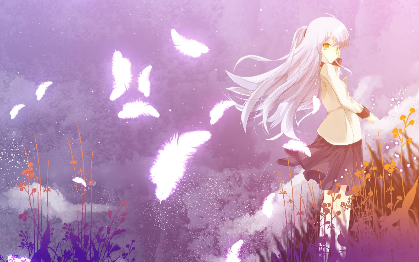 Wallpaper Angel Beats Anime