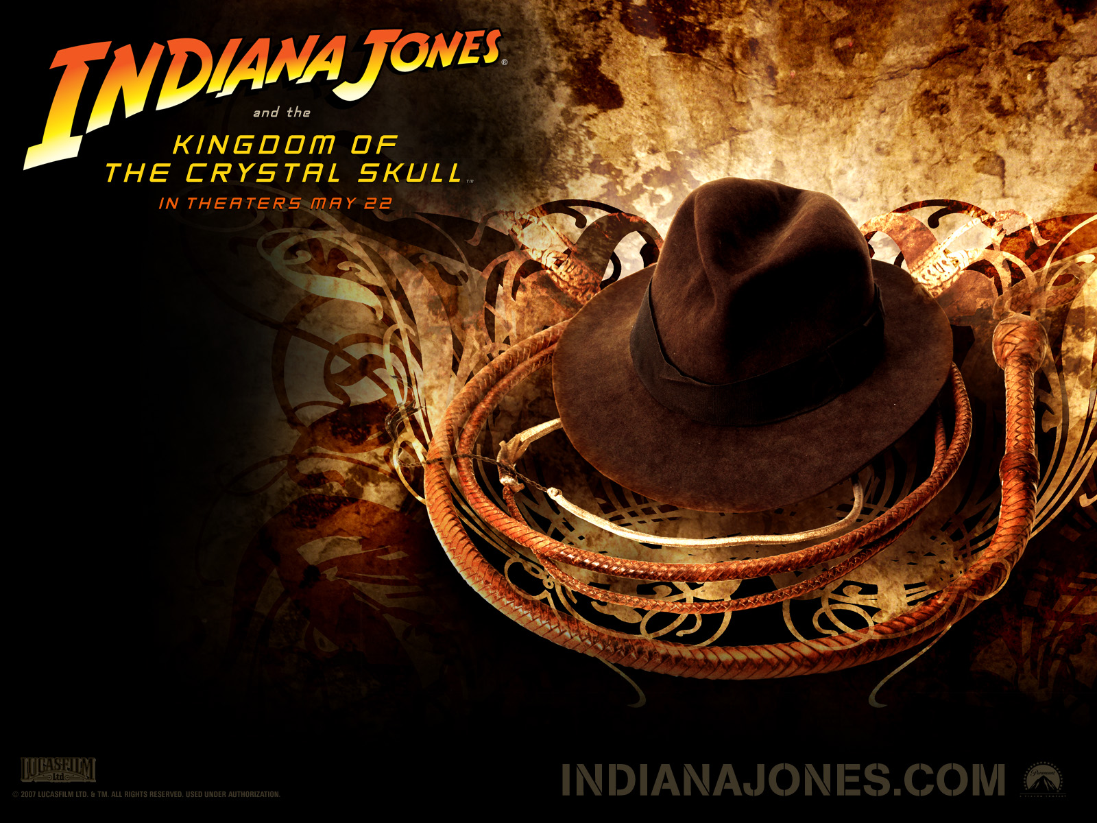 Picture Indiana Jones Indiana Jones and the Kingdom of the Crystal Skull Movies film