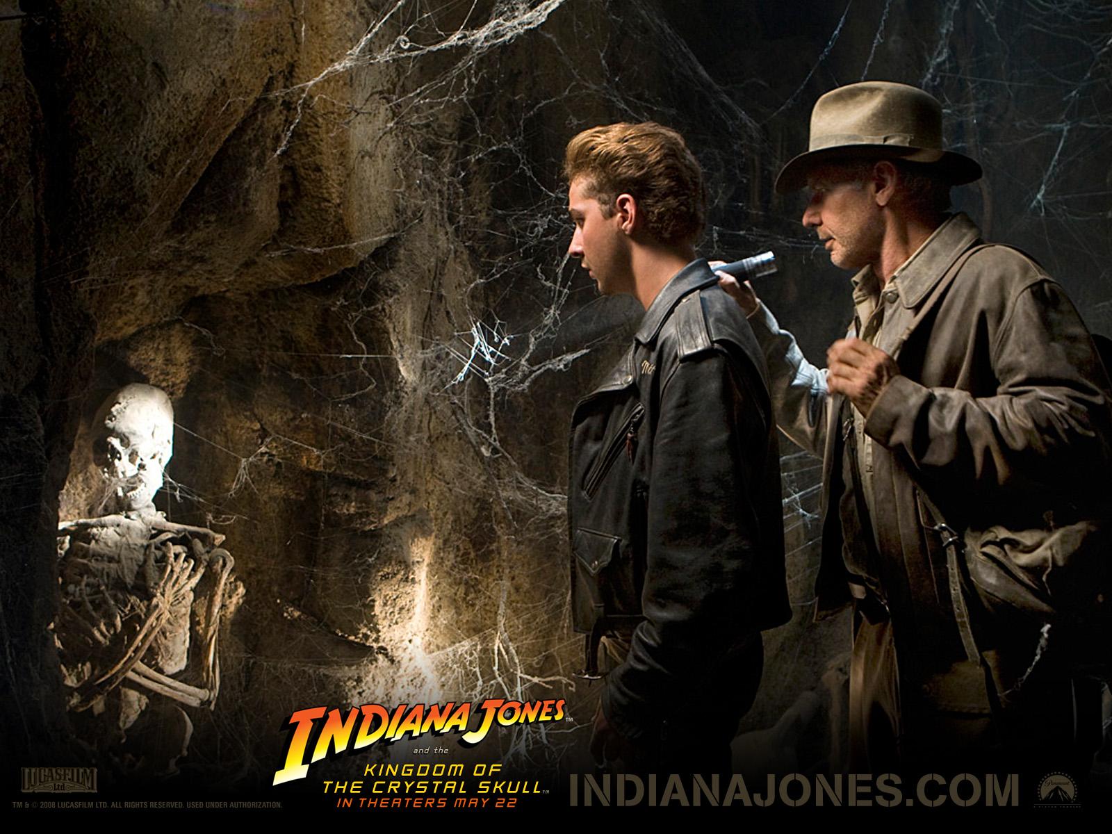 Photo Indiana Jones Indiana Jones and the Kingdom of the Crystal Skull Movies film
