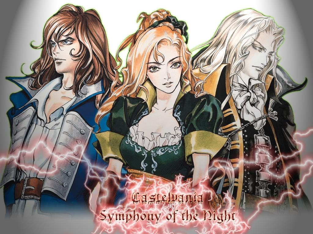 Picture Castlevania Castlevania Symphony Of The Night Vdeo Game