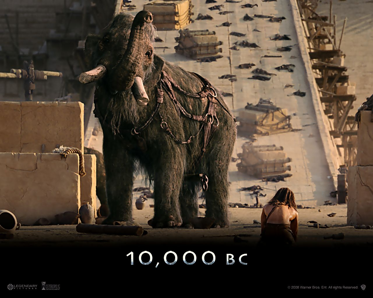 壁紙、紀元前1万年、映画、ダウ...