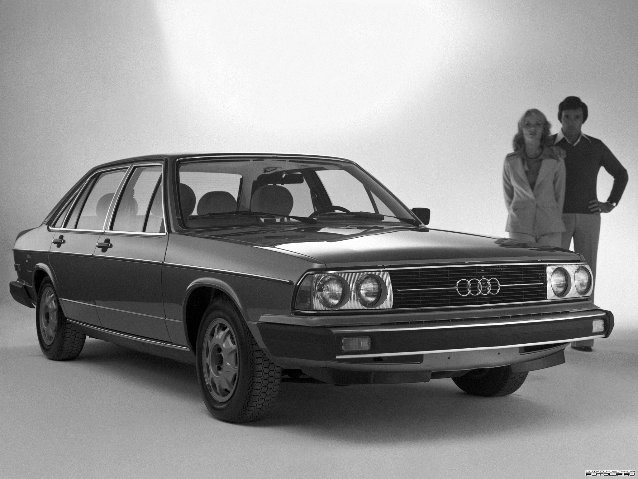 Picture Audi 5000 [43] 1978 Cars 2048x1536