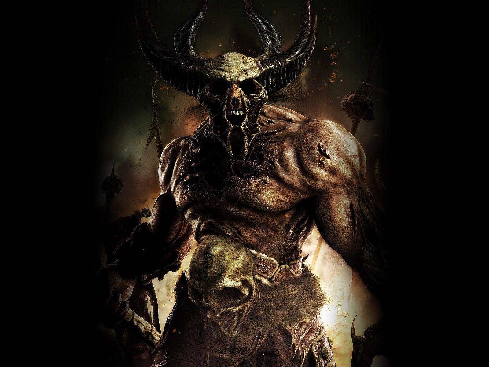 Demons fantasy wallpapers demons fantasy voltagebd Gallery