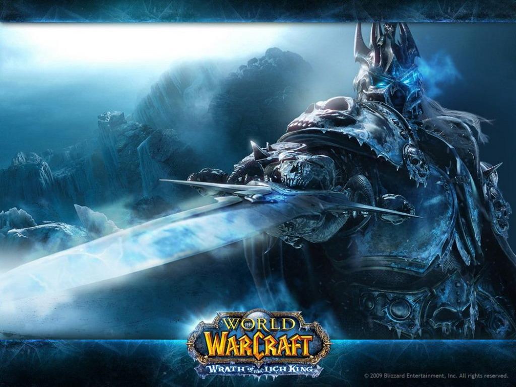 Desktop Wallpapers World Of Warcraft Vdeo Game