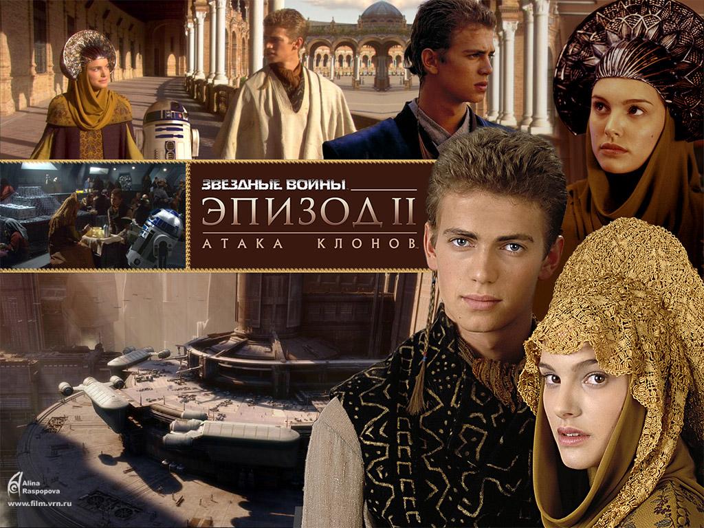 Images Star Wars - Movies Star Wars: Episode II Movies film
