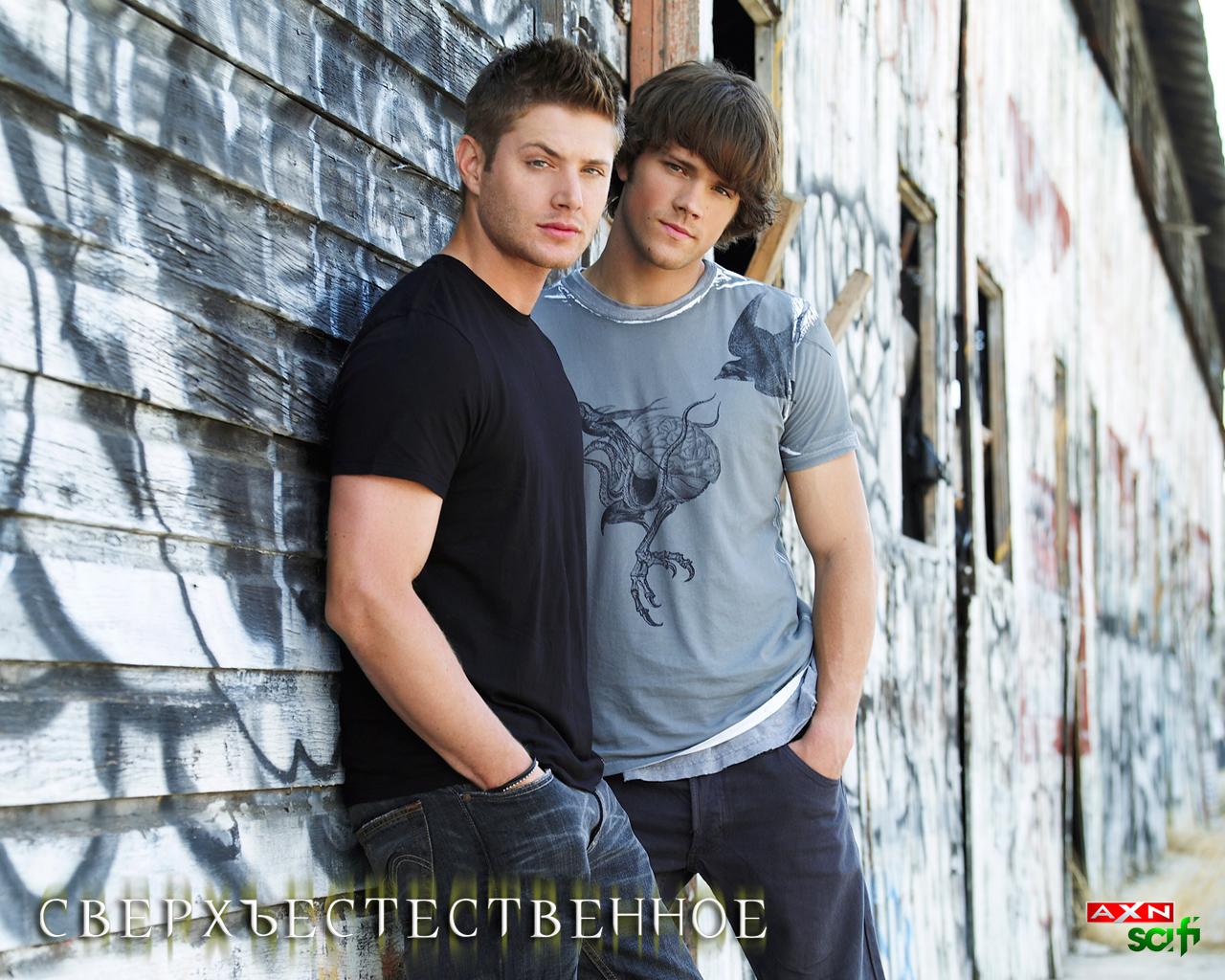 Fotos Supernatural Jensen Ackles Jared Padalecki Film