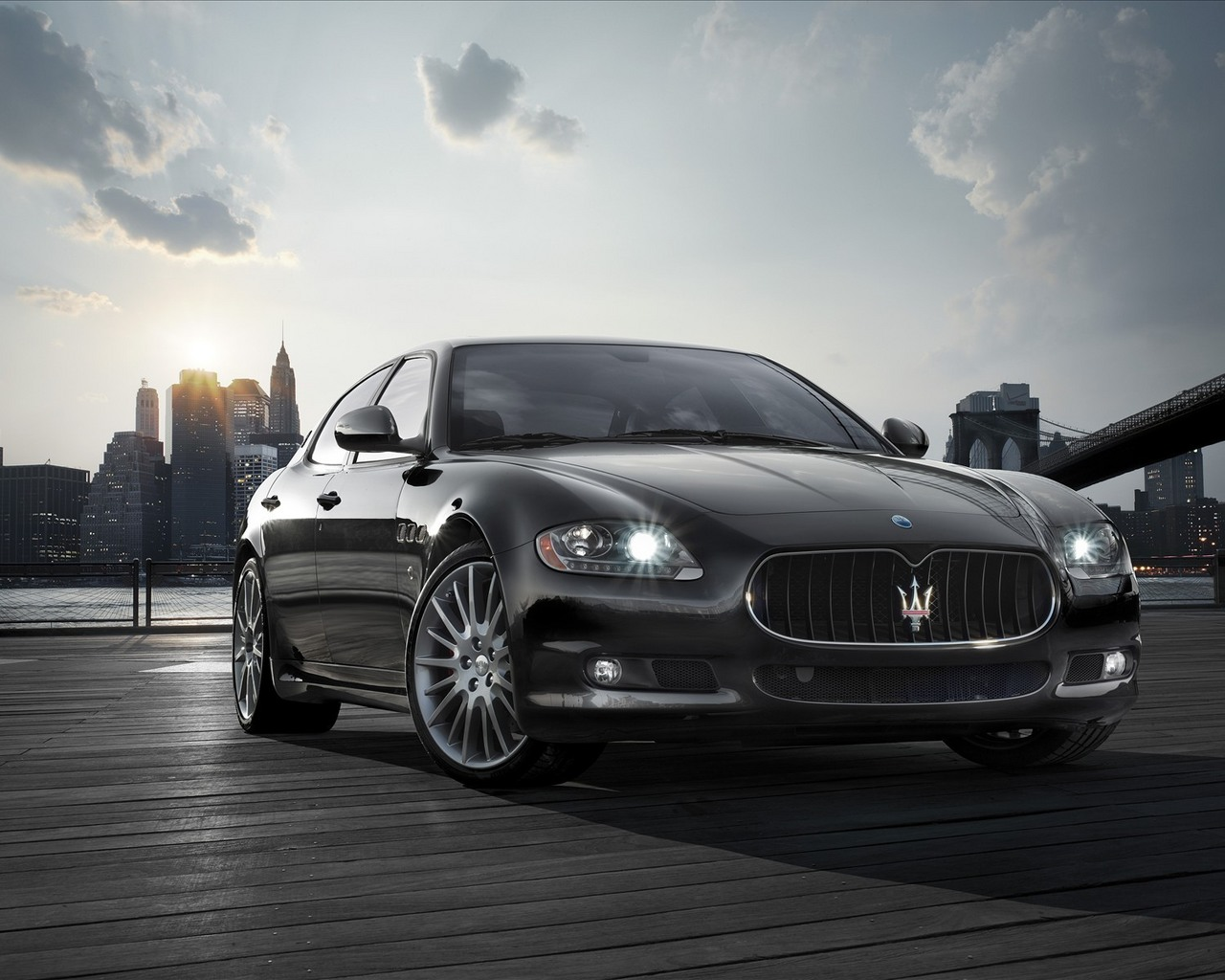 壁紙 マセラティ Maserati Quattroporte S 自動車 ダウンロード 写真