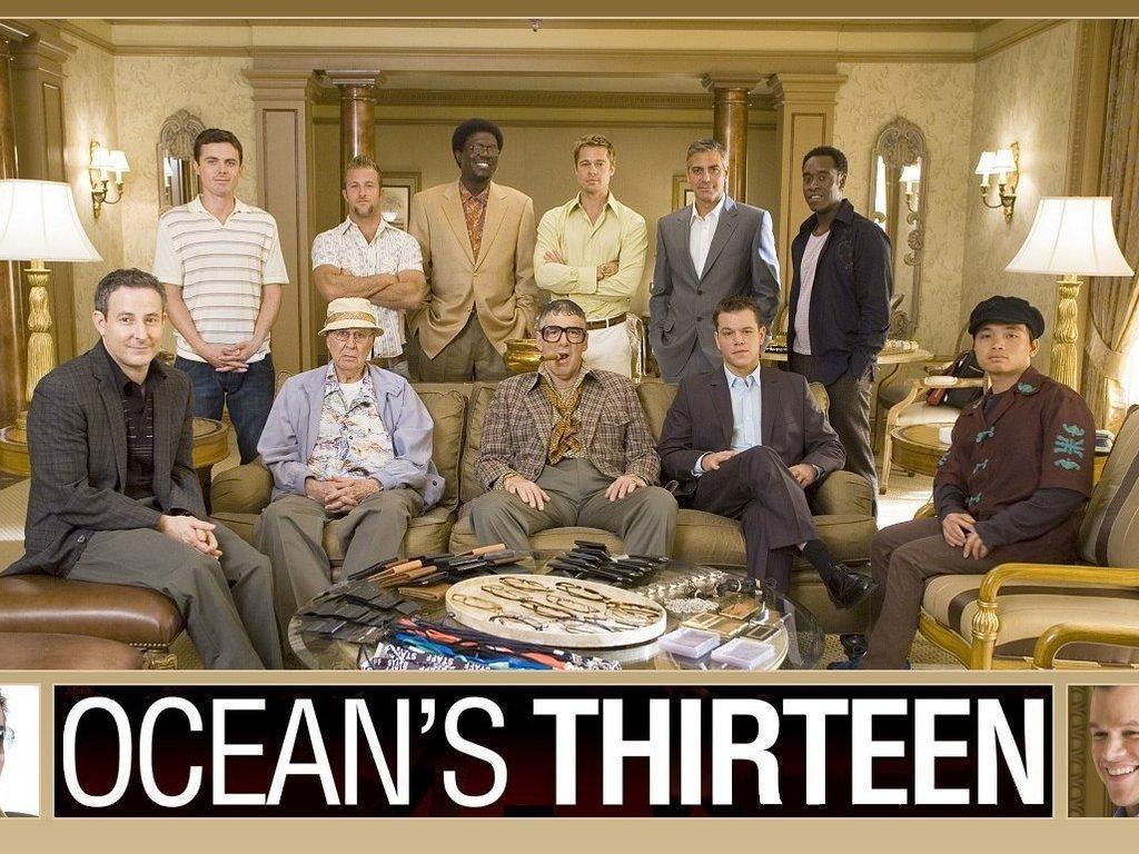 Images ocean's thirteen movies.