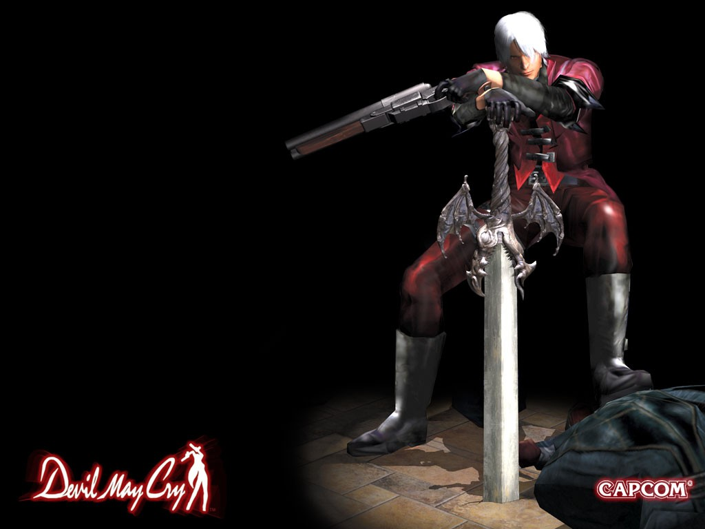 Pictures Dante Devil May Cry Devil May Cry 1 Games
