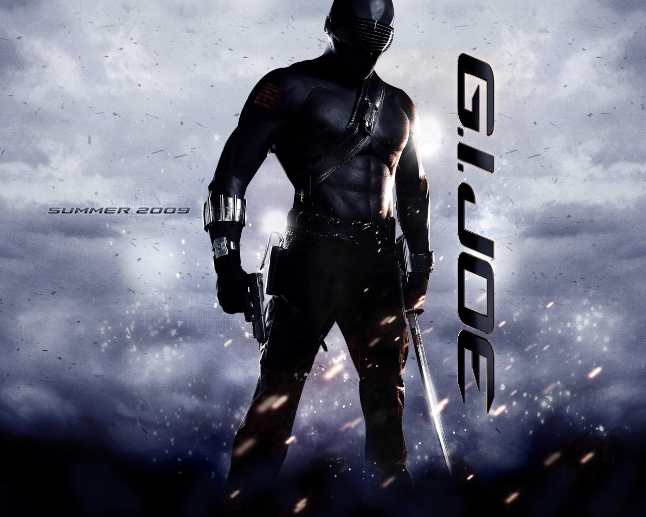 Wallpaper GI Joe The Rise Of Cobra Movies