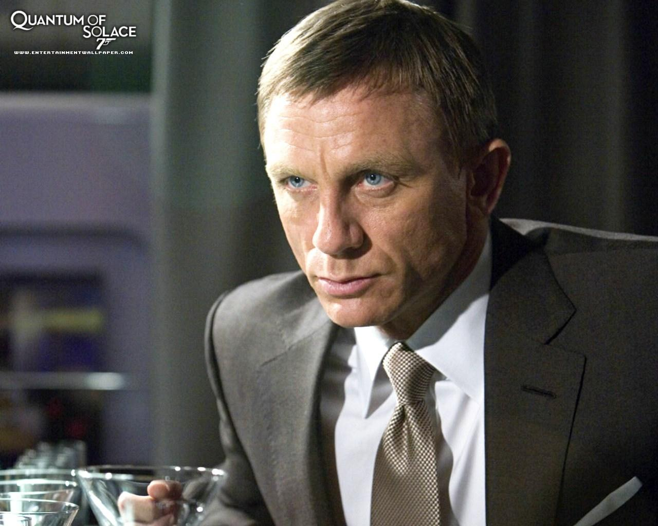 Wallpapers James Bond Quantum Of Solace Movies