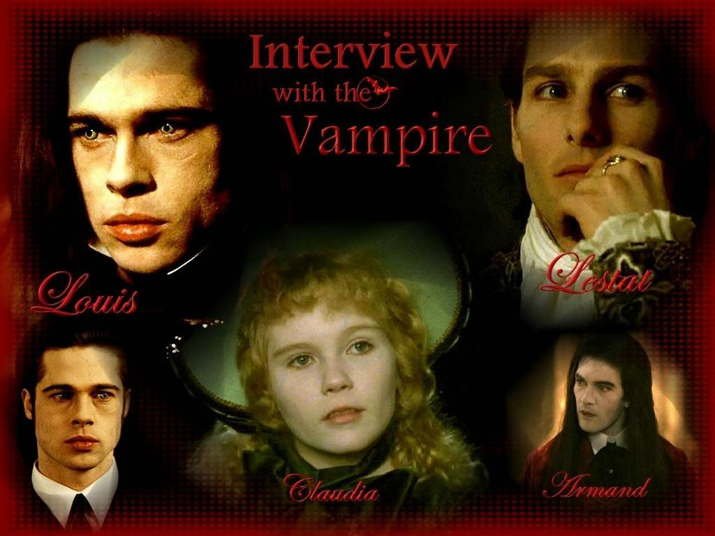 Picture Interview With The Vampire Chronicles Movies