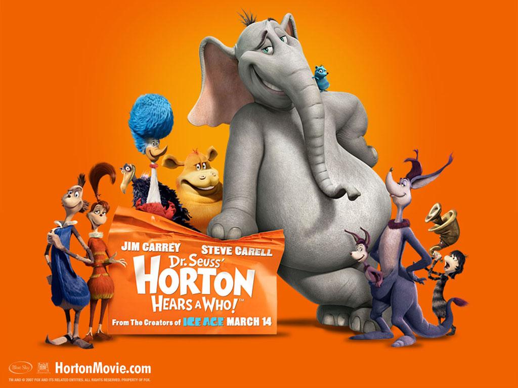 Fondos de Pantalla Dr. Seuss\' Horton hears a Who! Animación ...