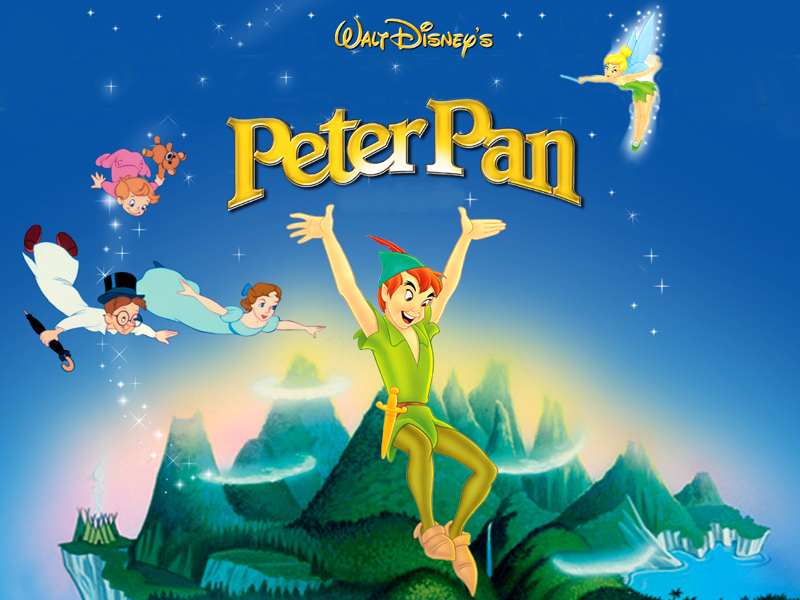 Photo Disney Peter Pan Cartoons